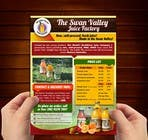 Contest Entry #10 for Design a Flyer for Juice Company