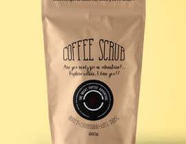 Nro 10 kilpailuun Design Packaging for a coffee body scrub  Front & Rear käyttäjältä KaterinaTah