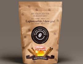 Nro 6 kilpailuun Design Packaging for a coffee body scrub  Front & Rear käyttäjältä Belosheykin