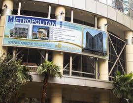 Nro 20 kilpailuun Design a Banner, Sign käyttäjältä amradz7