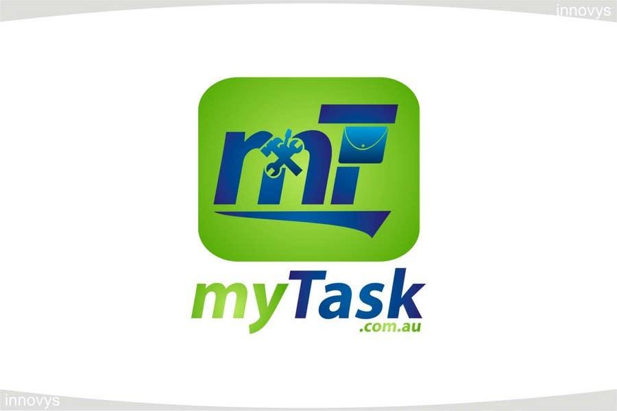 Bài tham dự cuộc thi #203 cho Logo Design for myTask.com.au
