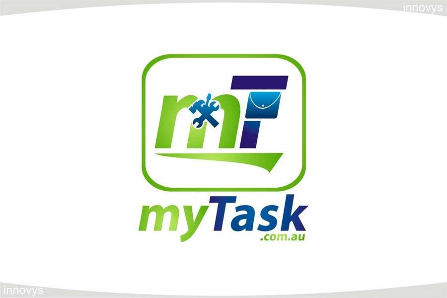 Bài tham dự cuộc thi #204 cho Logo Design for myTask.com.au