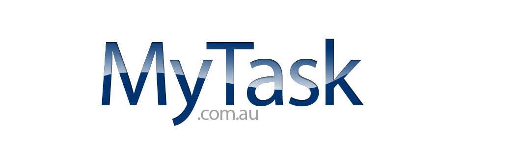 Kilpailutyö #118 kilpailussa Logo Design for myTask.com.au