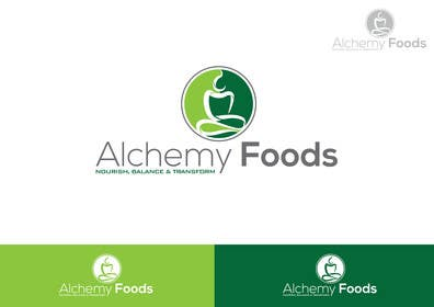 #203 for Design a Logo for Alchemy Foods by mariadesigns78