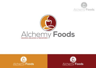 #204 for Design a Logo for Alchemy Foods by mariadesigns78