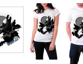 #52 pentru T-shirt Graphic Drawing Design de către Decorsmith