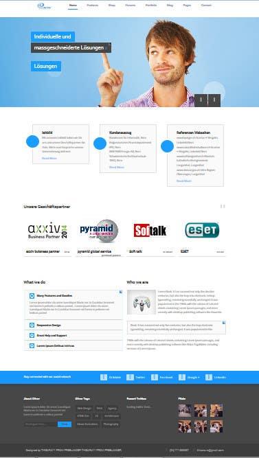 Inscrição nº 47 do Concurso para Redesign IT-Page