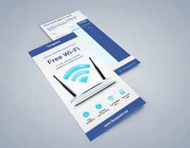 #20 para Design a Flyer for Facepoint Social Wi-Fi Router por aleksejspasibo