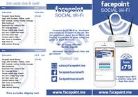 Contest Entry #16 for Design a Flyer for Facepoint Social Wi-Fi Router