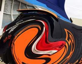 payni tarafından Vehicle Wrap Design için no 24