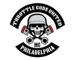 Nro 15 kilpailuun Design a Logo for a motorcycle club käyttäjältä sbstncraciun
