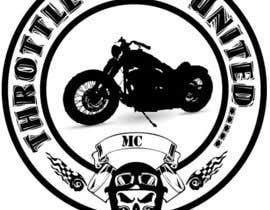 Nro 28 kilpailuun Design a Logo for a motorcycle club käyttäjältä msa5720f9df16c80