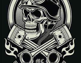 Nro 37 kilpailuun Design a Logo for a motorcycle club käyttäjältä steevyy