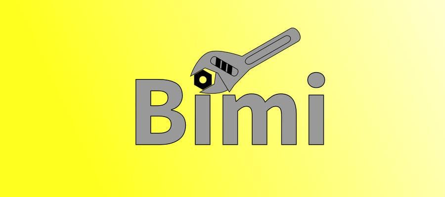 Kilpailutyö #35 kilpailussa Design a Logo for Bimi Company