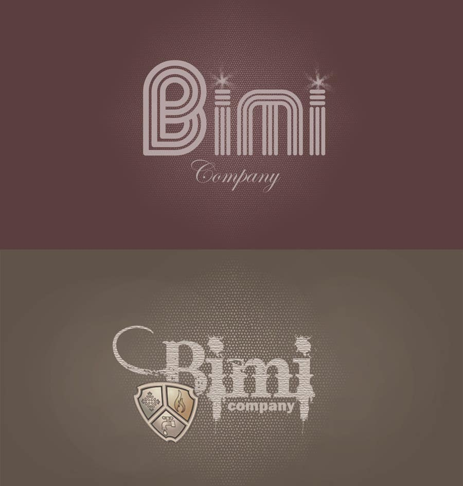 Proposition n°53 du concours Design a Logo for Bimi Company
