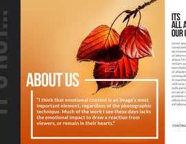 Nro 26 kilpailuun Website Portfolio Pages käyttäjältä happyweekend