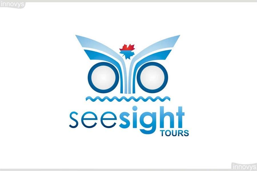 Konkurrenceindlæg #192 for Logo Design for See Sight Tours