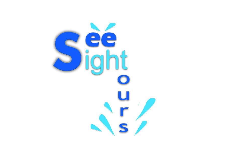 Kilpailutyö #121 kilpailussa Logo Design for See Sight Tours
