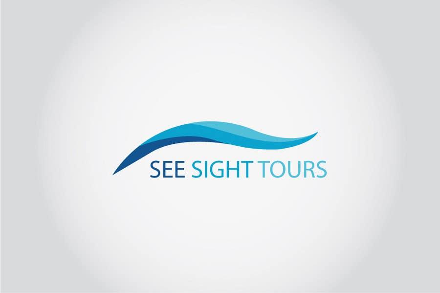 Kilpailutyö #196 kilpailussa Logo Design for See Sight Tours