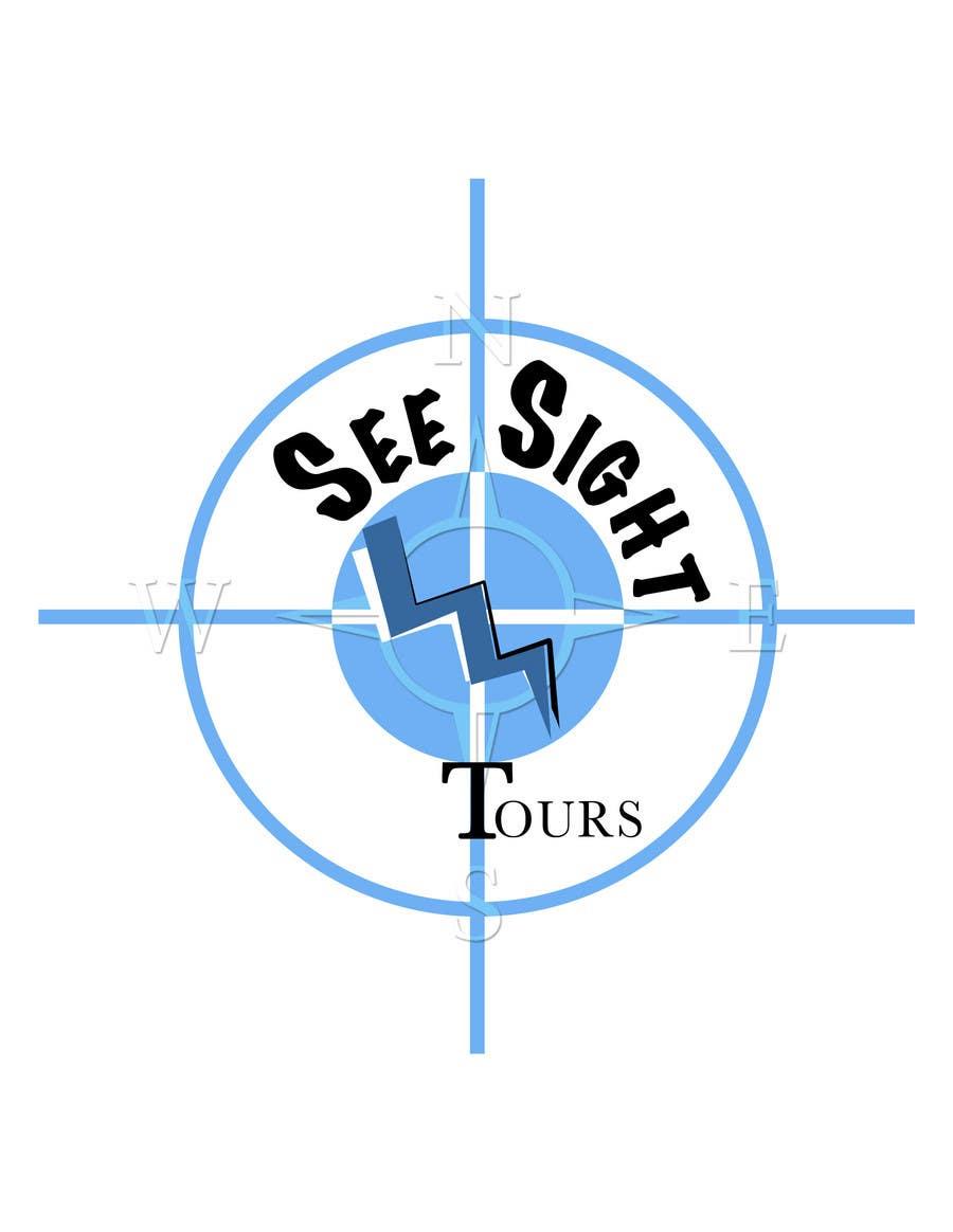 Kilpailutyö #81 kilpailussa Logo Design for See Sight Tours