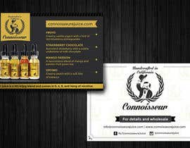 #25 for Design flyer for eJuice company af samazran