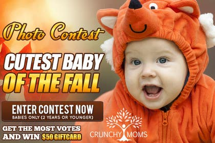 #22 for Design a Banner for Cutest Baby Contest by mayerdesigns
