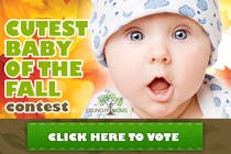 Contest Entry #26 for Design a Banner for Cutest Baby Contest