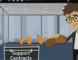 Nro 11 kilpailuun Create a  animation VIdeo for Explanation or a service and software käyttäjältä aminbaig9
