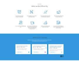 Nro 40 kilpailuun Design a Website Mockup käyttäjältä Designer123user