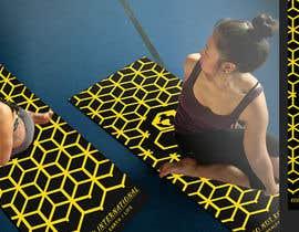 Nro 5 kilpailuun Design a Yoga Towel käyttäjältä deskjunkie