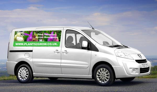 #7 for Design a Banner for Van Graphics by aleksejspasibo