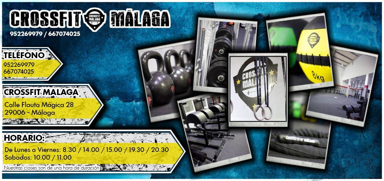 Kilpailutyö #23 kilpailussa Design a flyer for Crossfit Malaga