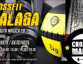 #2 for Design a flyer for Crossfit Malaga af gambalegustavo