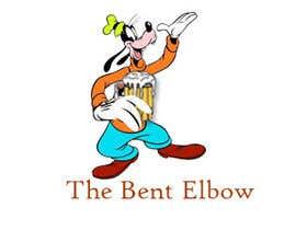 #20 para Design a Logo for the bent elbow por babitabubu