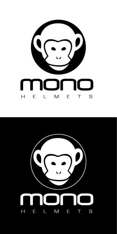 Kilpailutyö #29 kilpailussa Design of a Fashion Brand Logo for motorcycle helmets