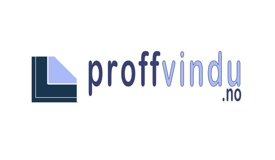 Inscrição nº 53 do Concurso para Design a Logo for proffvindu.no