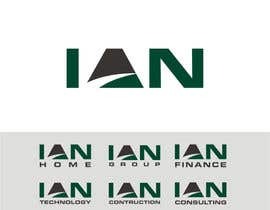 #122 para Create a Corporate Identity / Logo for IAN por Superiots