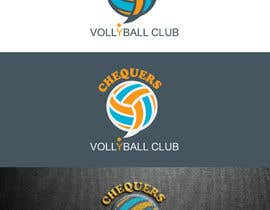 #58 for Design a Logo for volleyball club af johanmak