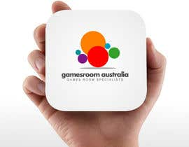 #264 for Design a Logo for gamesroom australia af sanzidadesign
