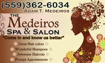 Contest Entry #117 for Design a Banner for a Salon and Spa
