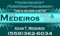 Contest Entry #153 for Design a Banner for a Salon and Spa