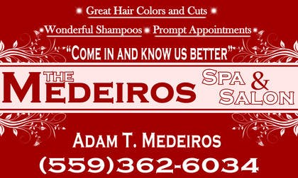 #154 para Design a Banner for a Salon and Spa por akritidas21