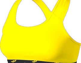 Nro 4 kilpailuun Design a Sports Bra käyttäjältä yanatodorova1