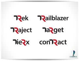 #77 for Develop a Brand Identity - Design a set of 6 Logos, all TR themed by CREArTIVEds