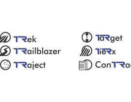 #76 for Develop a Brand Identity - Design a set of 6 Logos, all TR themed by eddy82