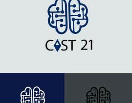 Nro 59 kilpailuun Design a Logo: Cast21 käyttäjältä madalinarpadurar
