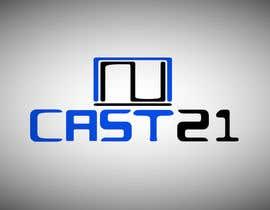 Nro 53 kilpailuun Design a Logo: Cast21 käyttäjältä bluesky34me