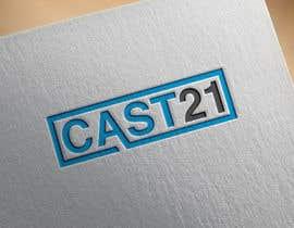 Nro 51 kilpailuun Design a Logo: Cast21 käyttäjältä Khandesign11