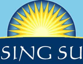 #5 for Design a Logo for a new Business - Rising Sun af raghusharma06