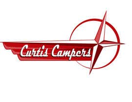 #140 para Design a Logo for Curtis Campers por rogeliobello